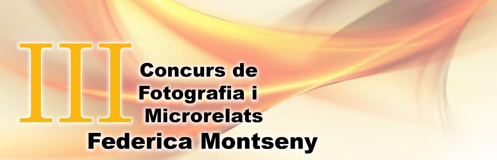 II Concurs fotografia i microrelats